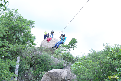 Team Outing - Zip Lining