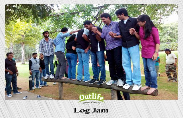 Outbound Training and Team Building Activities List