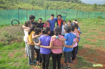 Outbound Training - Team Huddle